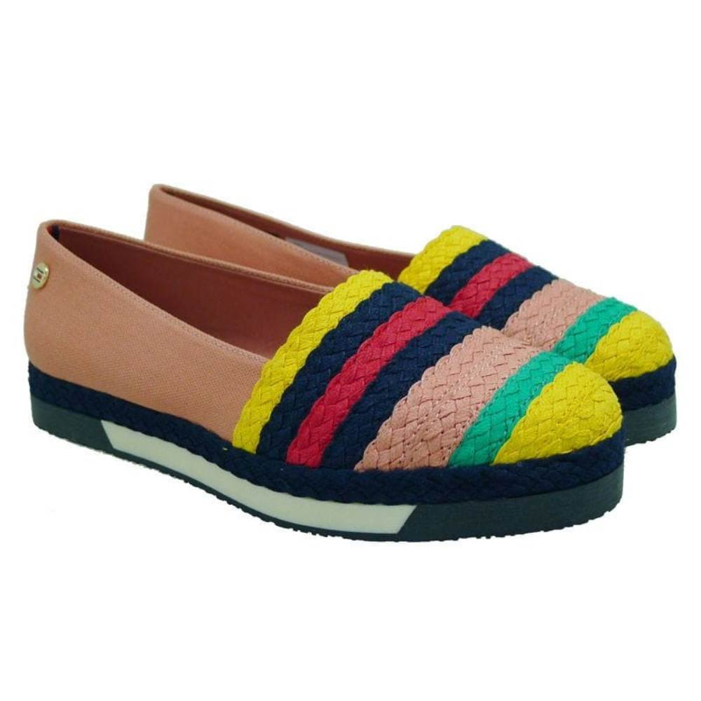 Slip-on trenzado multicolor Tommy Hilfiger York 1S 901
