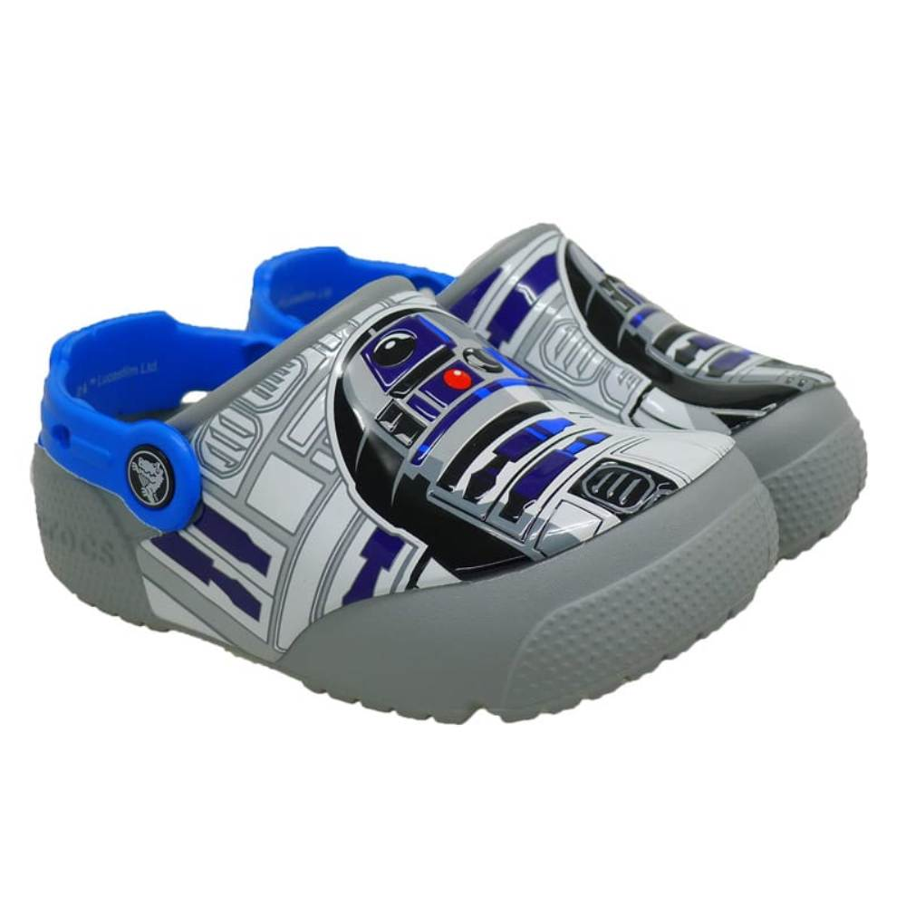 Crocs piscina playa Star Wars 204135 Gris