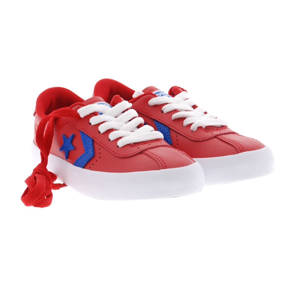 Zapatillas piel niño Converse Break Point Ox