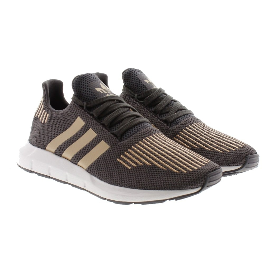 zapatillas adidas marron
