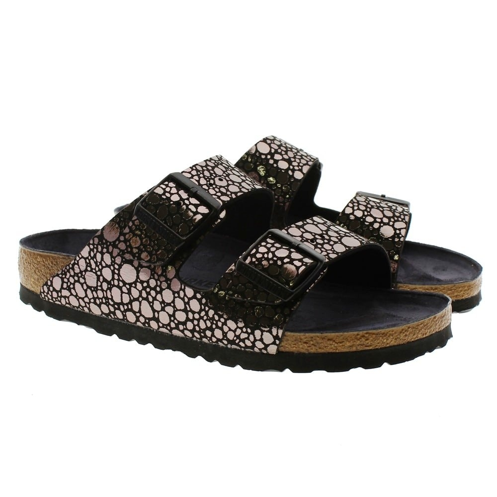 Ugly shoes bio metalizada Birkenstock Arizona