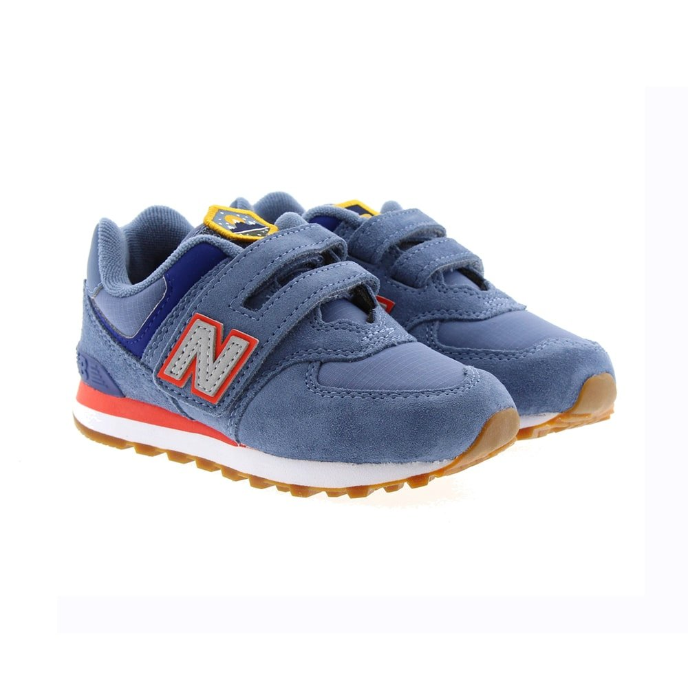 Zapatillas sneakers velcro New Balance YV574