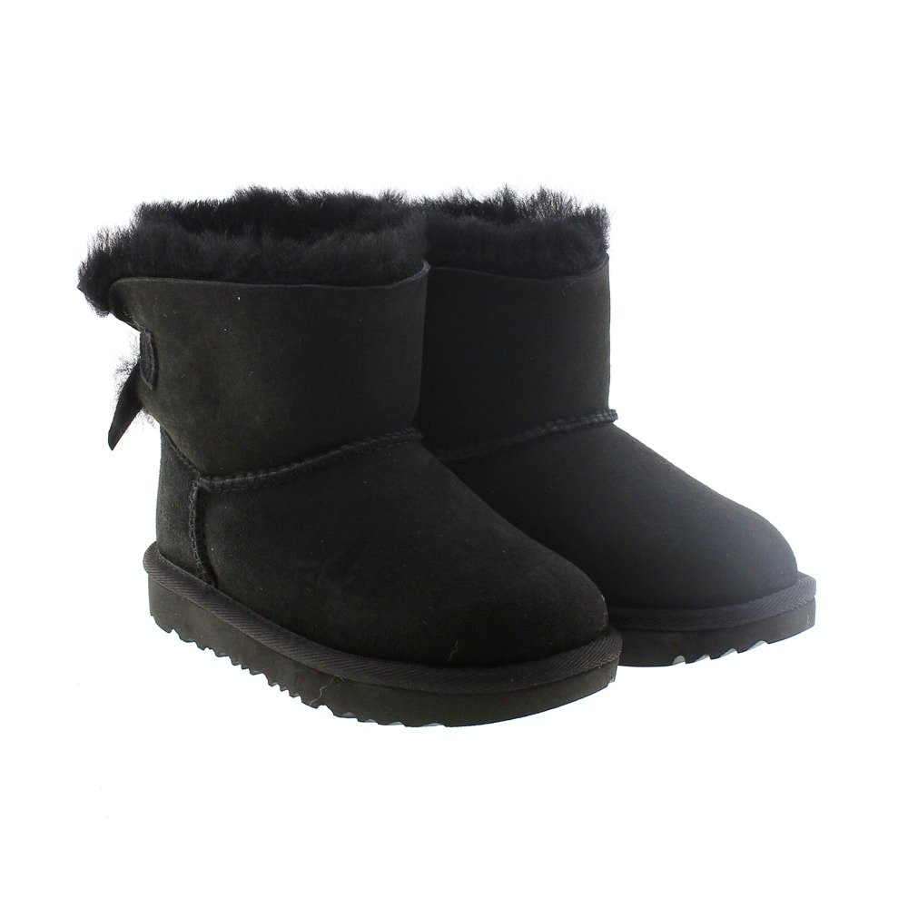 Botas australianas furry niña Ugg Mini Bailey Bow