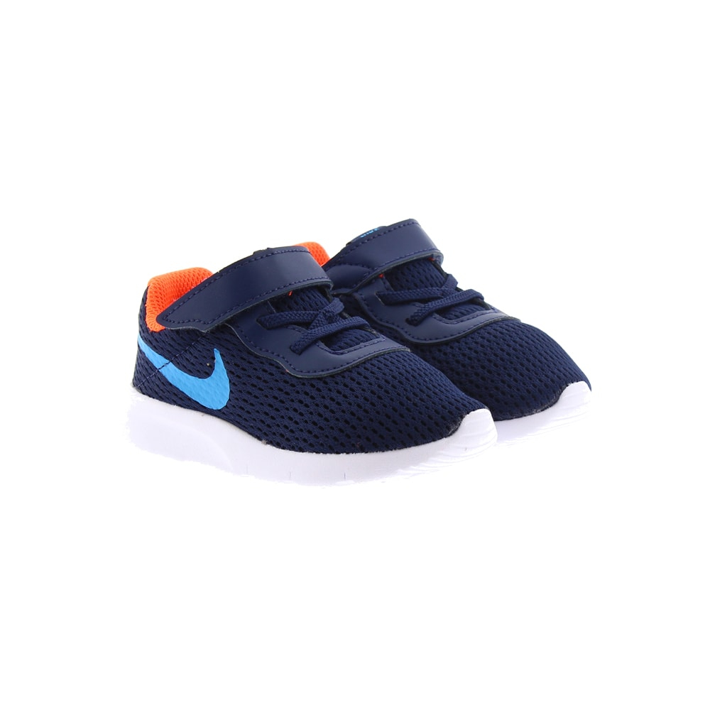 Zapatillas flexibles velcro Nike Tanjun