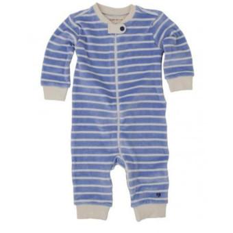 Pijama entero bebé Hatley Drstri04 Lavanda