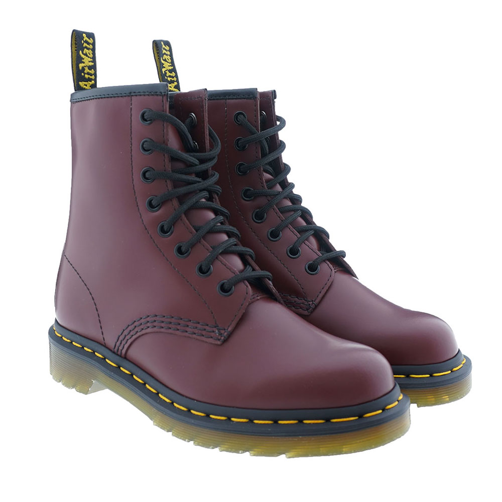 Botas militares piel DR Martens 1460 Eye Smooth