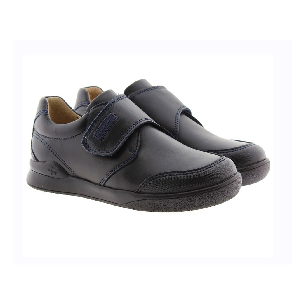 Zapatos uniforme velcro Biomecanics 161129