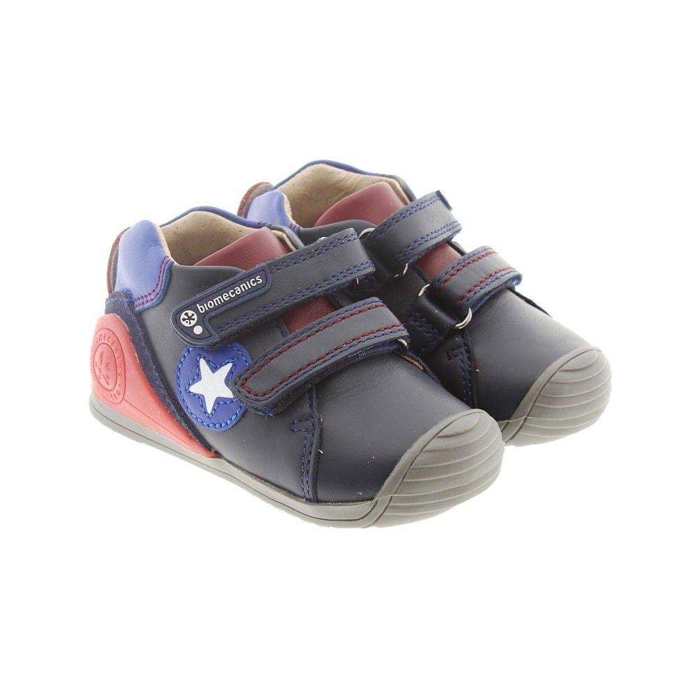 Zapato sport piel guardería Biomencanics 181151