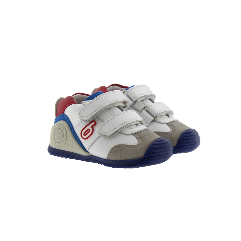 Zapato deportivo velcro bebé Biomecanics 192145-C