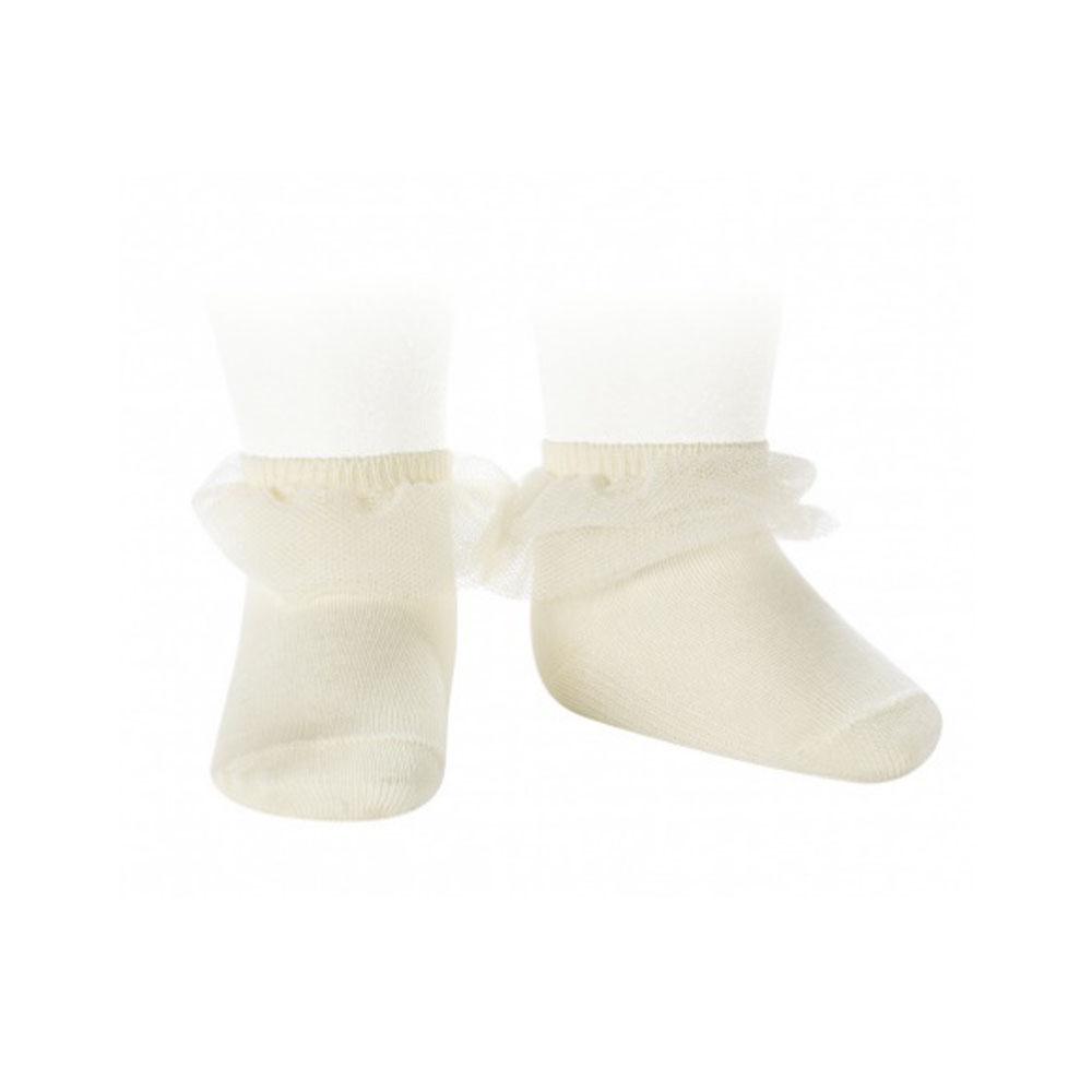 Calcetines cortos tul Condor 2488/4