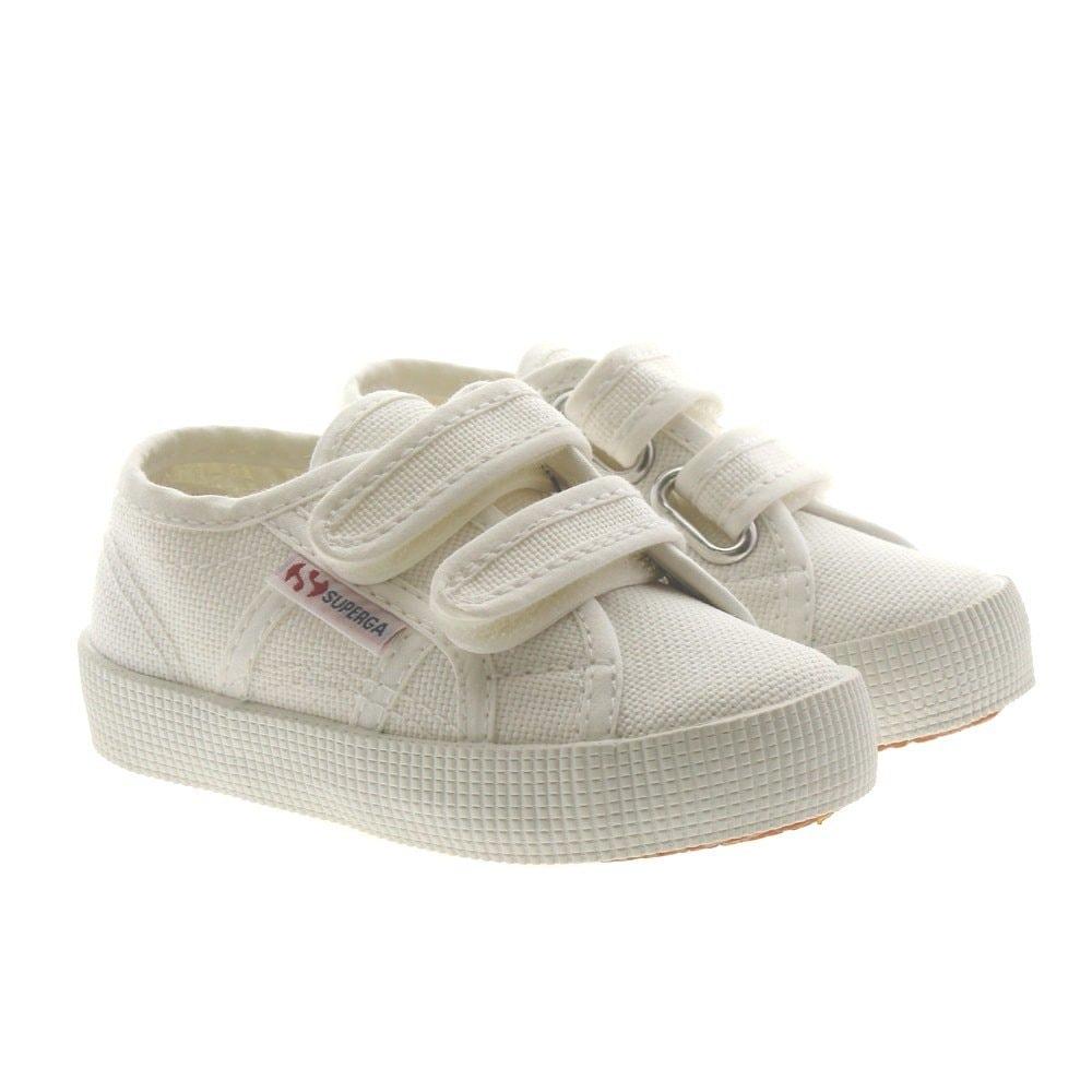 Zapatillas algodón velcros Superga 2750-Cotbump