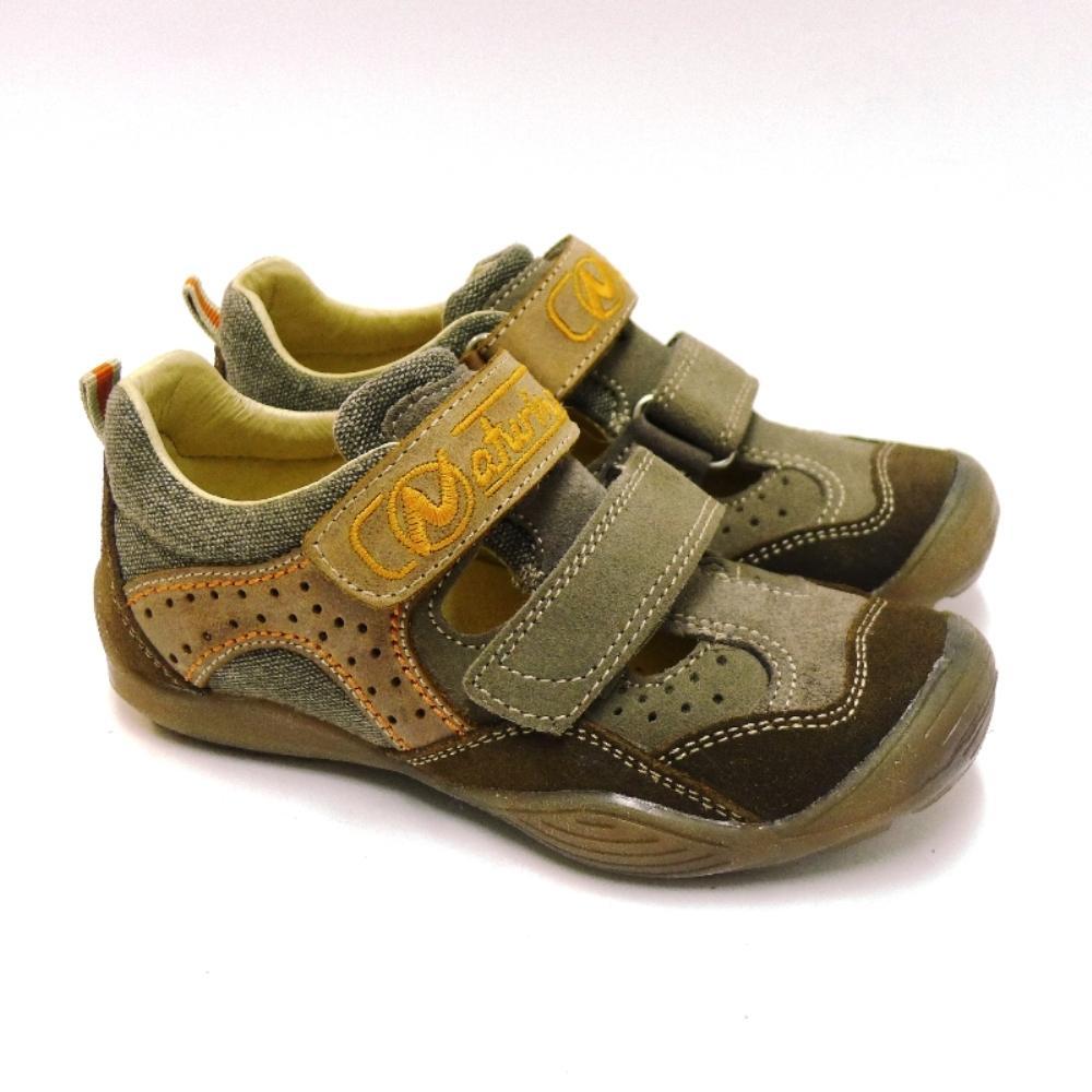 Zapato deportivo velcro niño Naturino 3078