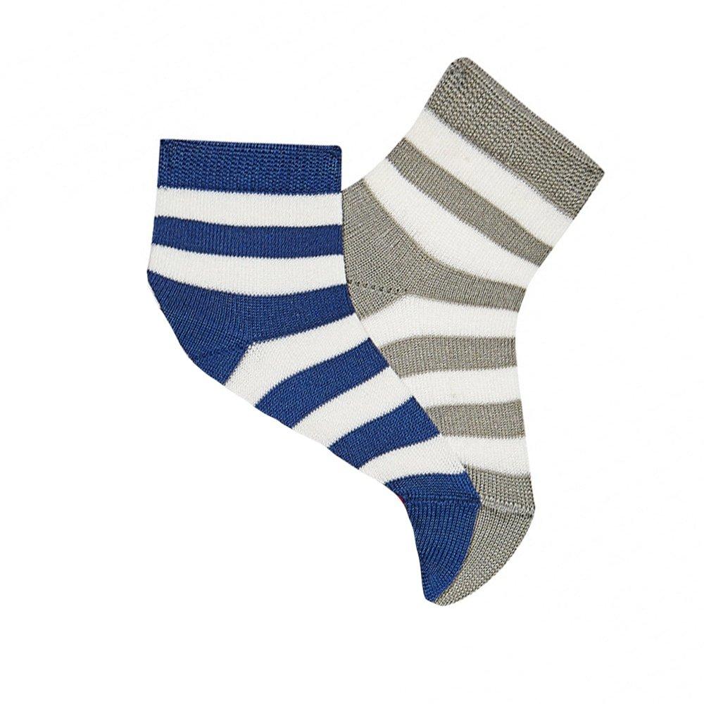 Calcetines cortos rayas Condor 3270/4