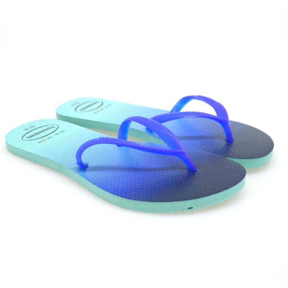 Chanclas mujer piscina Havaianas 4130425 Flat Sunset