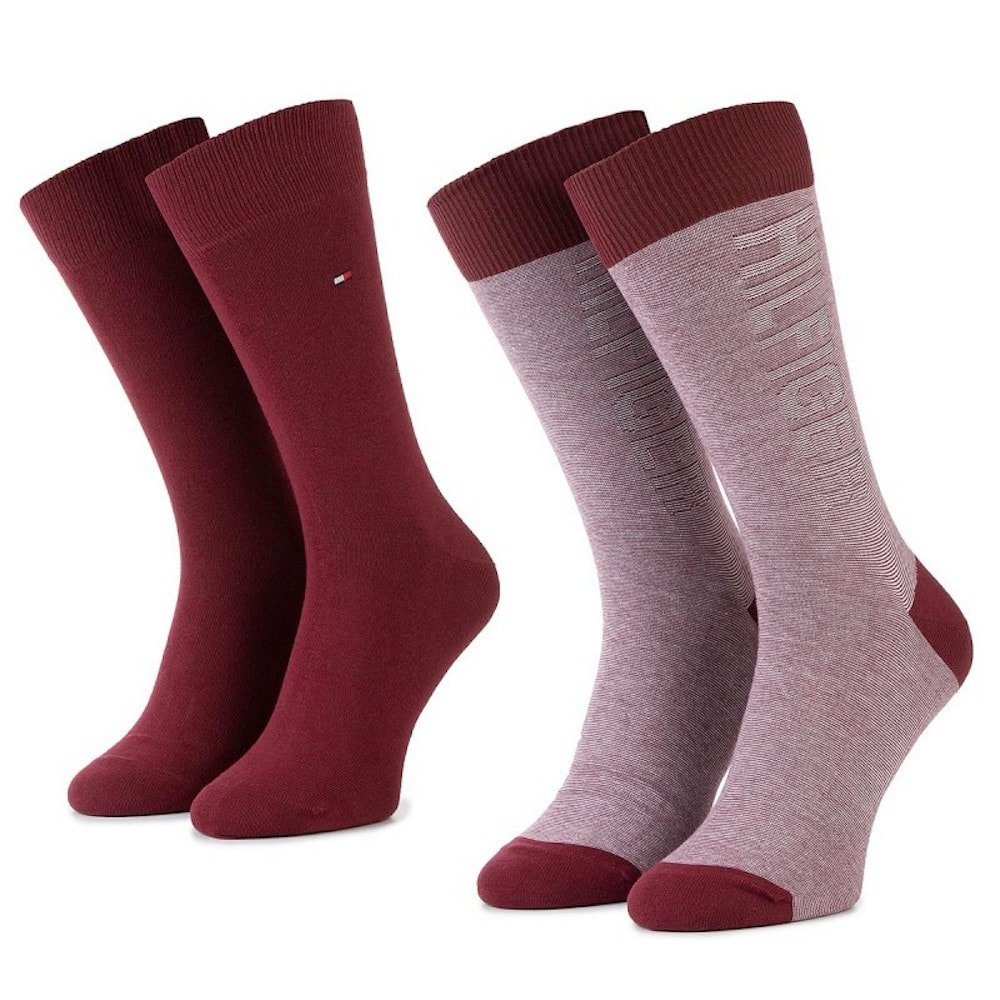 Calcetines altos algodón Tommy Hilfiger 492012001