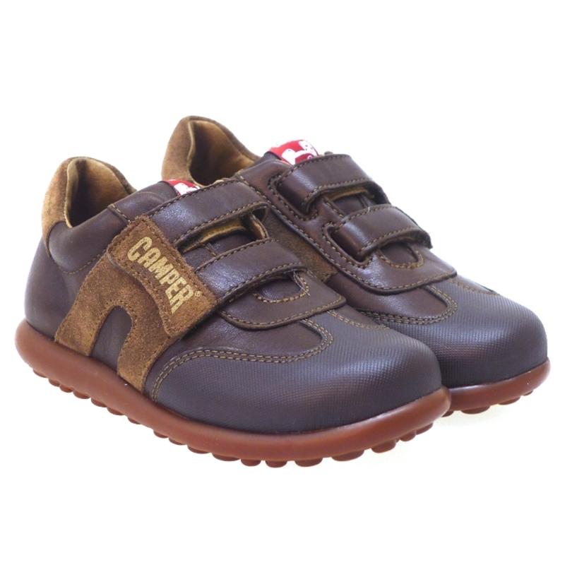 Zapato deportivo piel Camper 80355