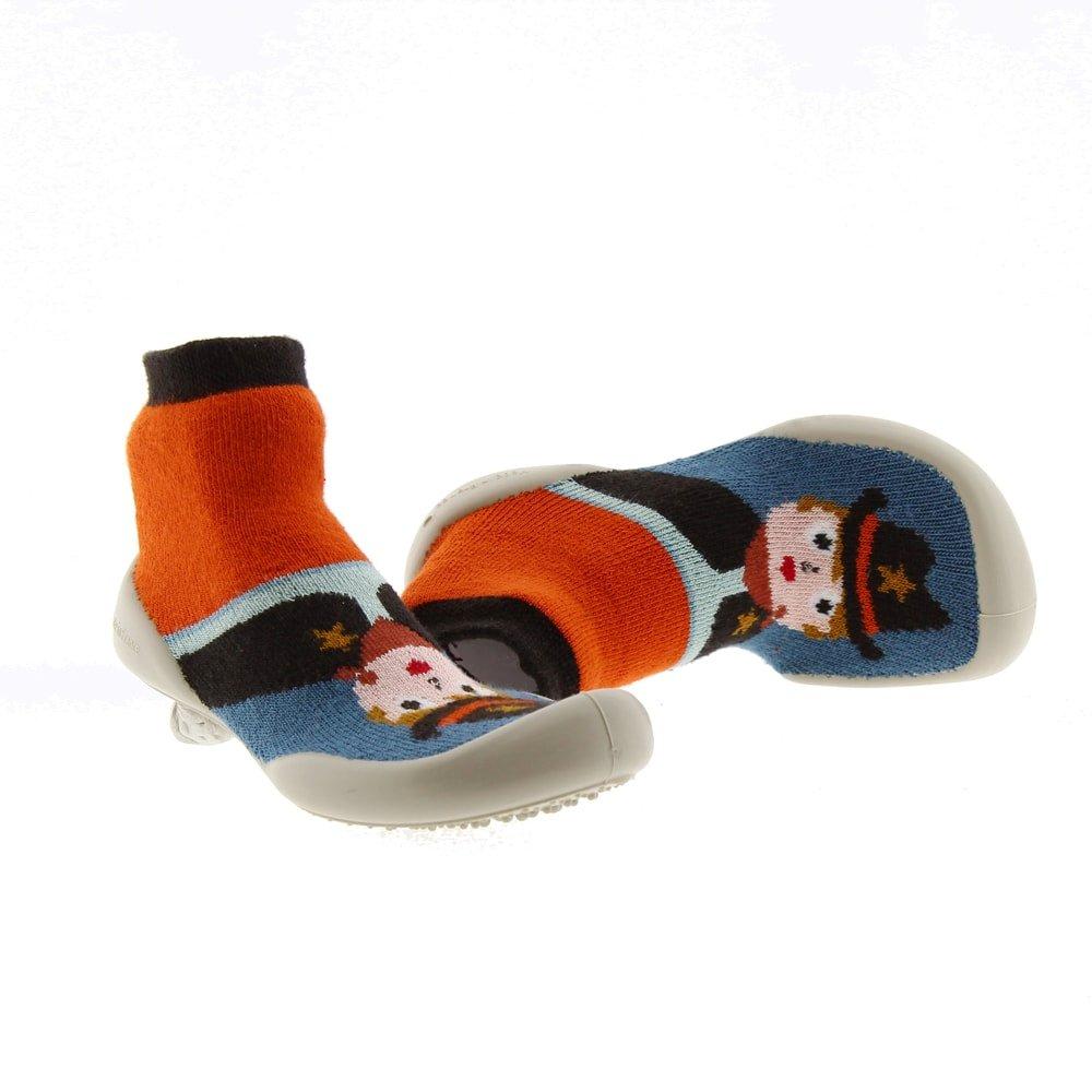 Calcetines suela goma Collegien 954A