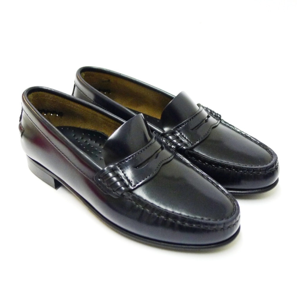 Zapato castellano uniforme piel Carrile