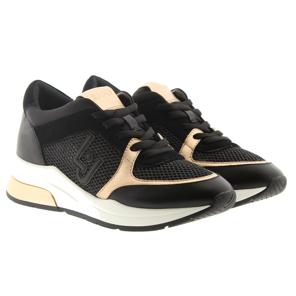 Sneakers mujer cordón Liu Jo B19007