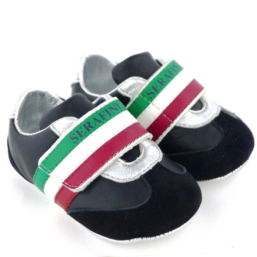 Deportivas velcro para cuna Serafini Baby