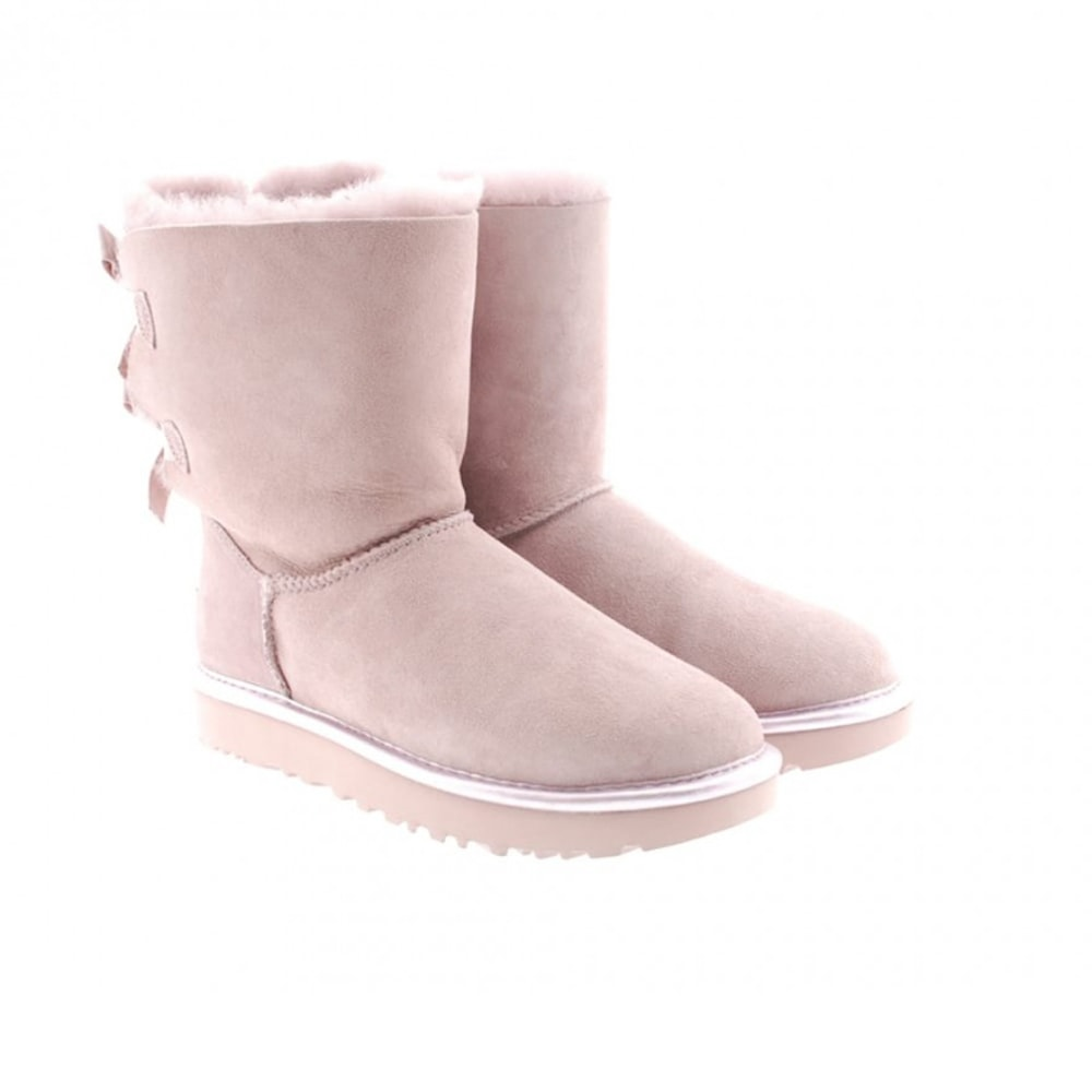Botas australianas lazos metalizada Ugg Bailey Bow Metal