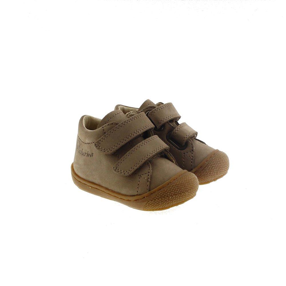 Zapato sport piel primeros pasos Naturino Cocoon