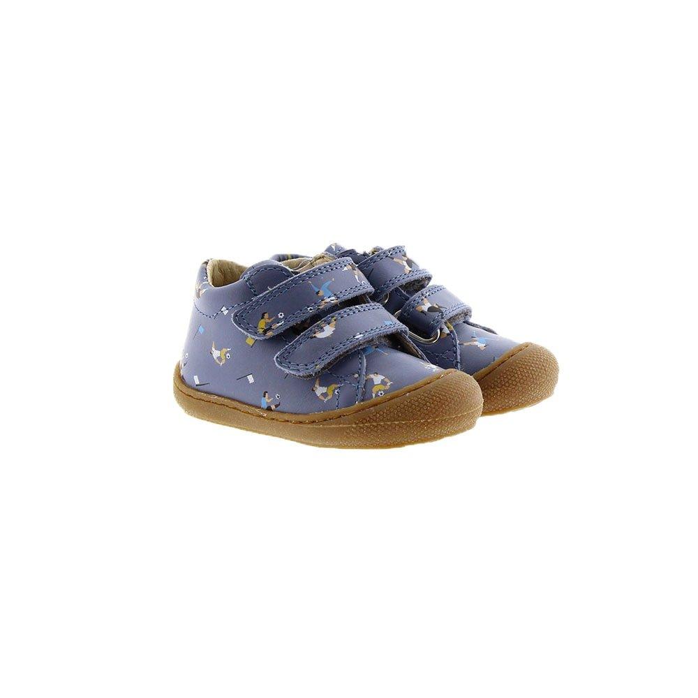 Zapato piel puntera reforzada Naturino Cocoon Vl