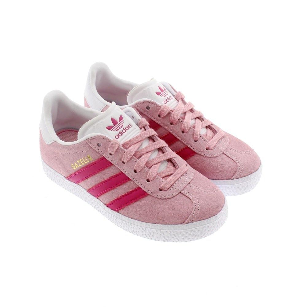 Deportivas cordón niño Adidas Gazelle C
