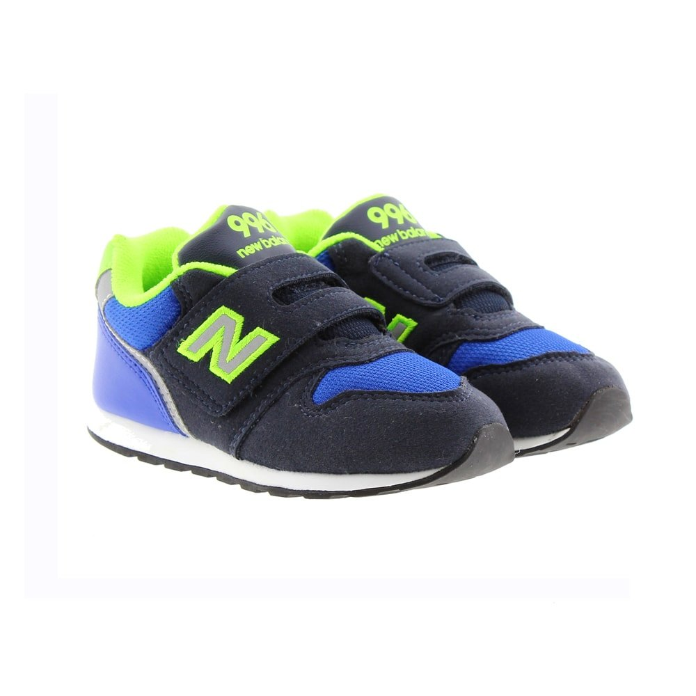 Zapatillas casual velcro niño New Balance IZ996