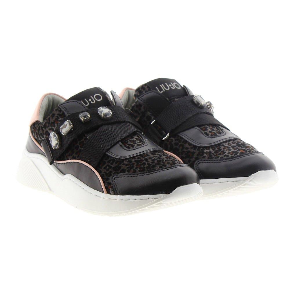 Sneakers elásticos piedras mujer Liu Jo Jo 34