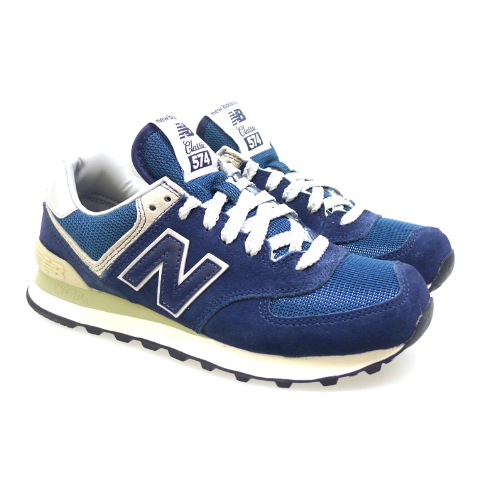 Zapatillas sneakers cordón New Balance ML574