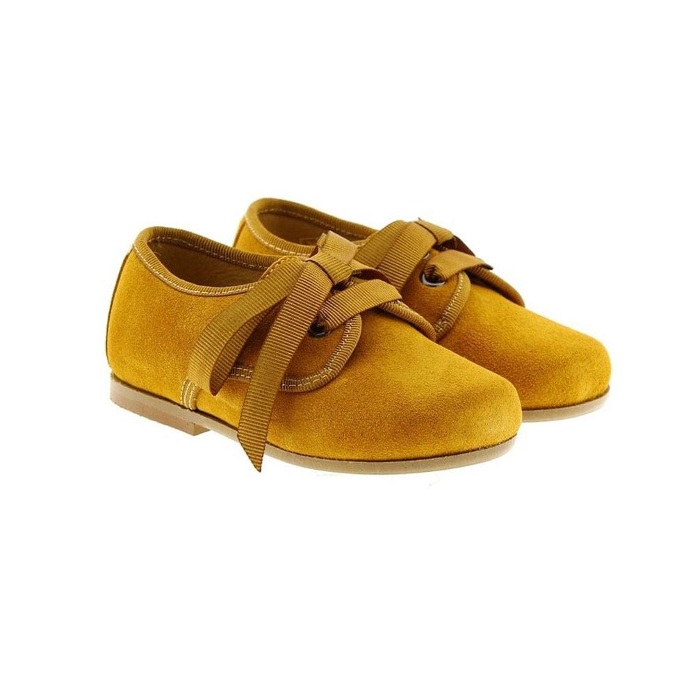 Zapato blucher bebé Carrile Pepe