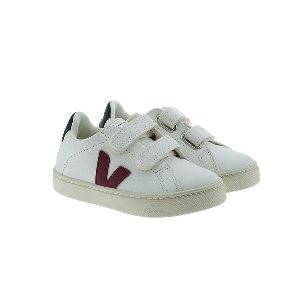 Zapatillas niño velcros Veja Small Splar V