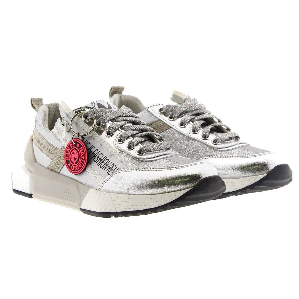 Zapato deportivo cremallera mujer Naturino Spry
