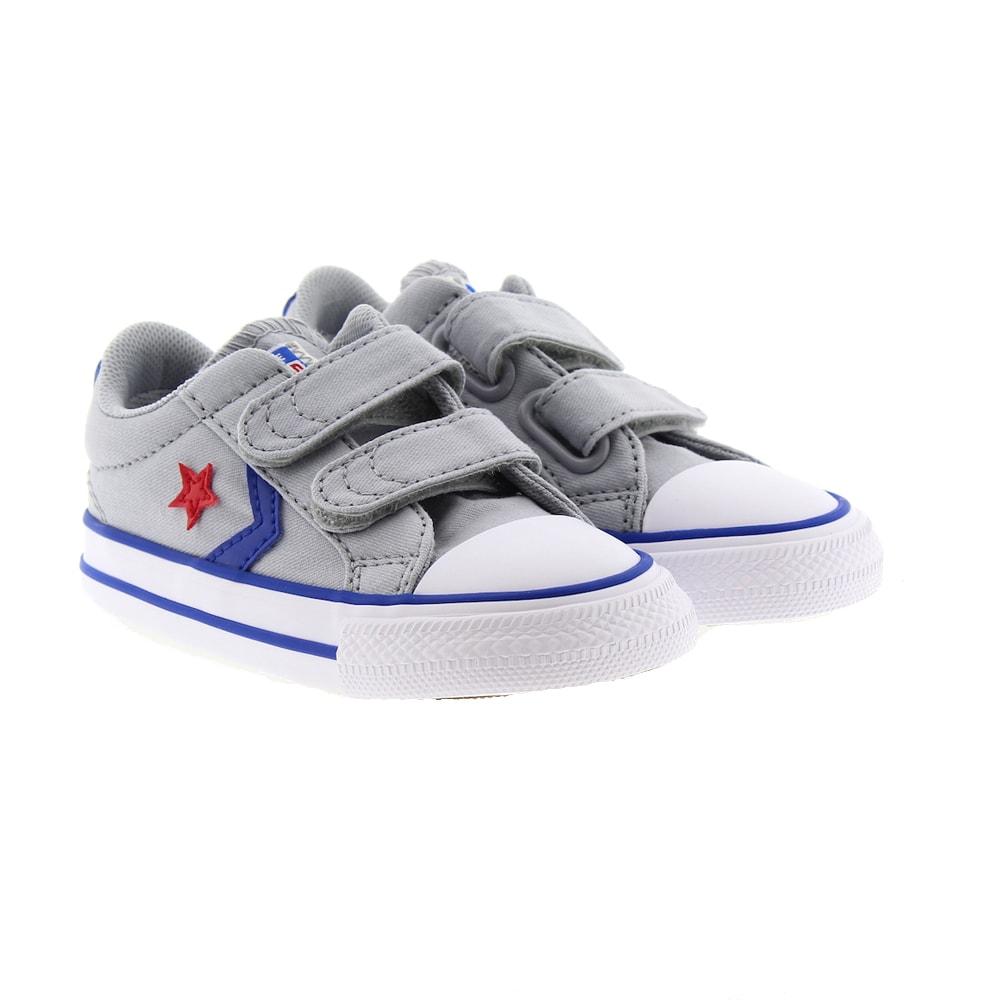 Zapatillas algodón velcro Converse Star Player
