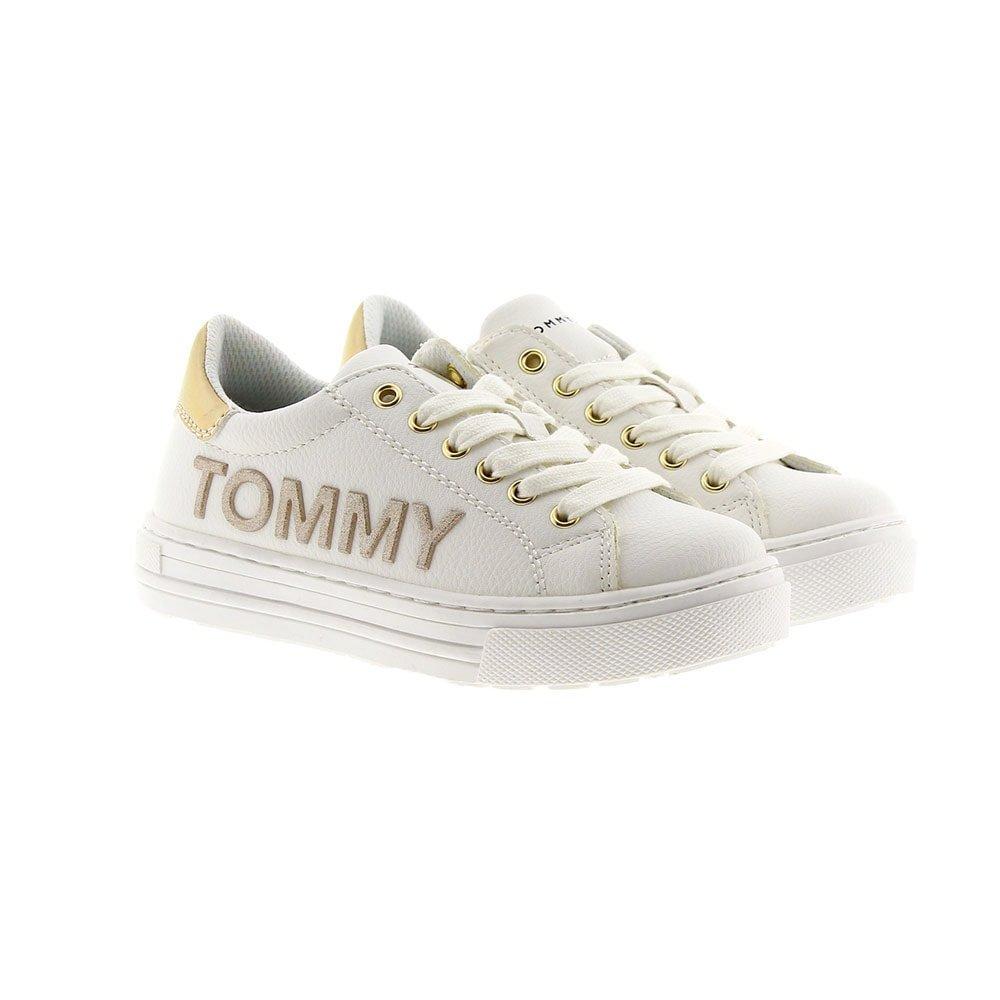 Zapatillas niña cremallera Tommy Hilfiger T3A430612