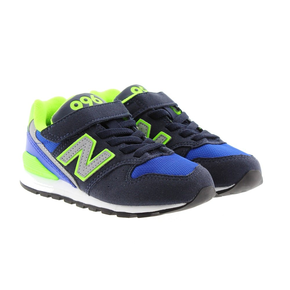 new balance velcro adultos